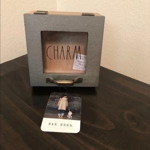 Rae Dunn Charm Box